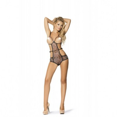 Body Lets Duck LD 92 Kitty leopard -